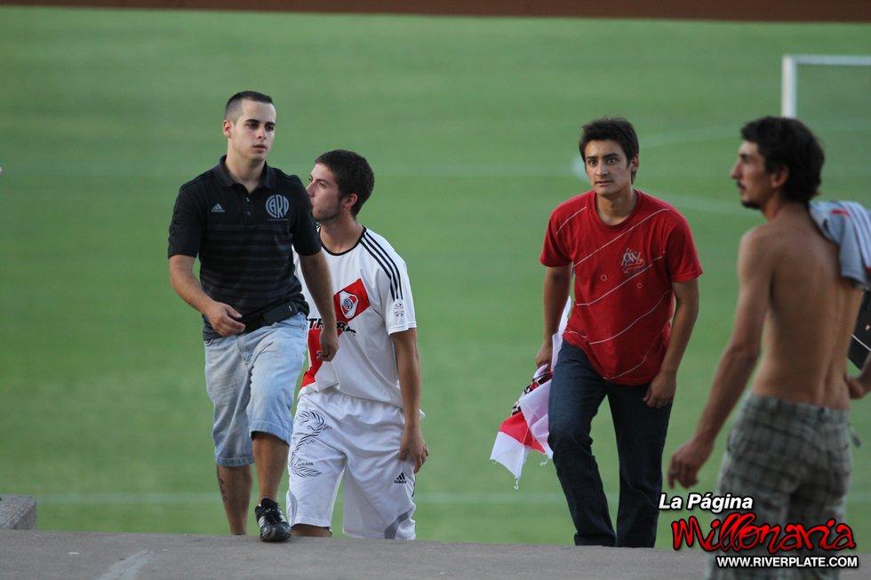 La previa de River Plate vs. Boca Juniors (Mendoza 2011) 7