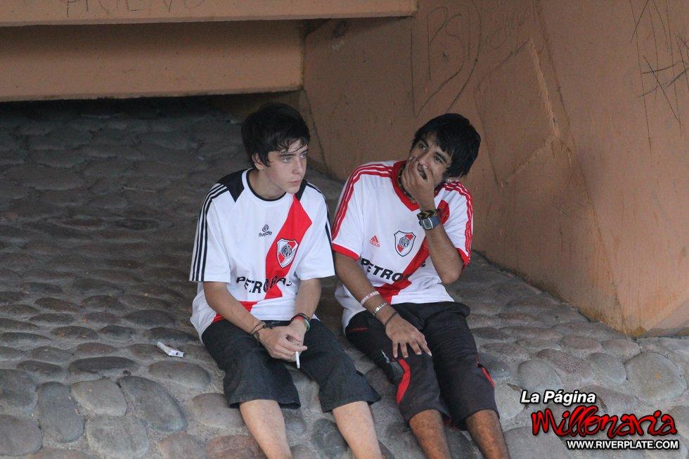 La previa de River Plate vs. Boca Juniors (Mendoza 2011) 8