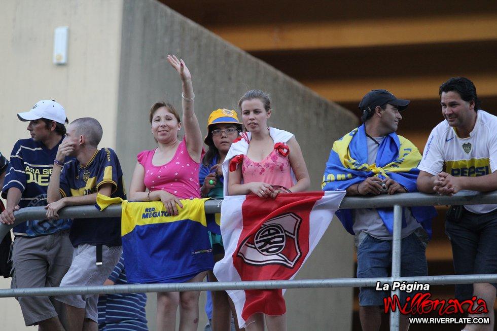 La previa de River Plate vs. Boca Juniors (Mendoza 2011) 10
