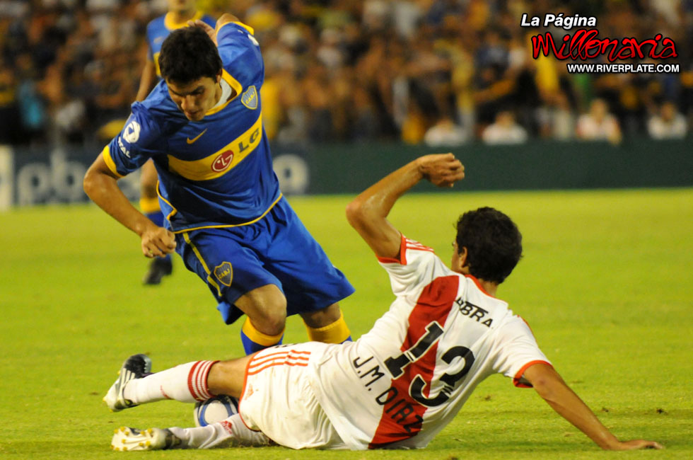 El partido: River vs. Boca Juniors (Mendoza 2011)