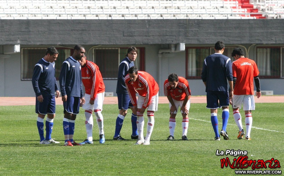 River vs Nacional (2do partido) 10