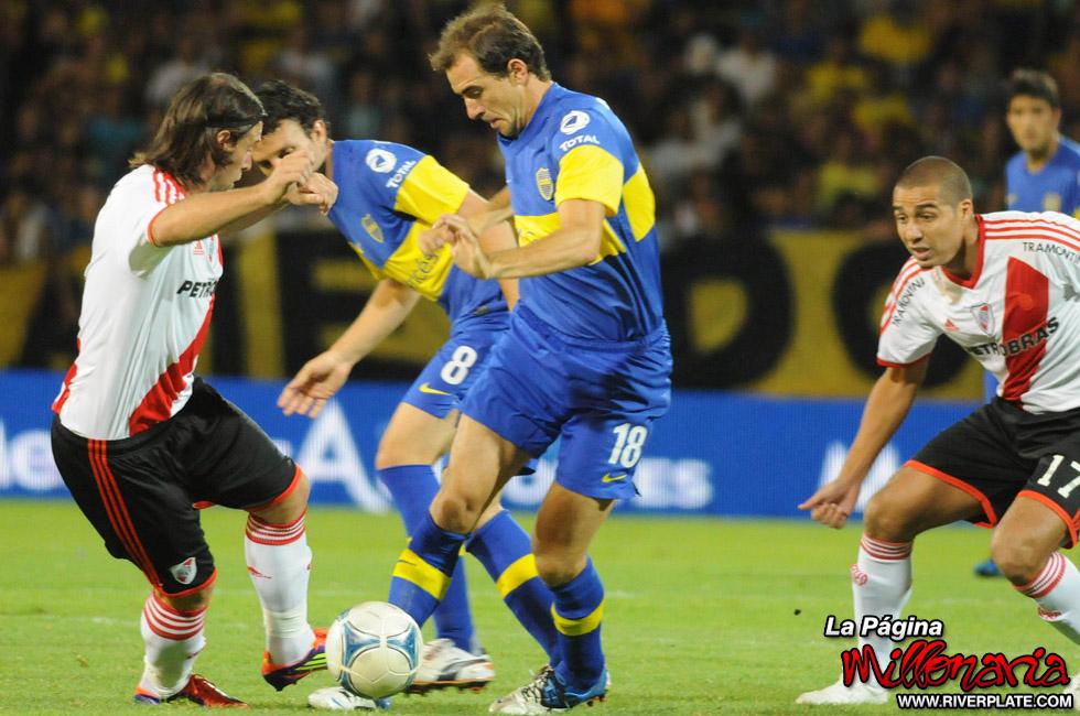 River vs. Boca (Mendoza 2012) 7