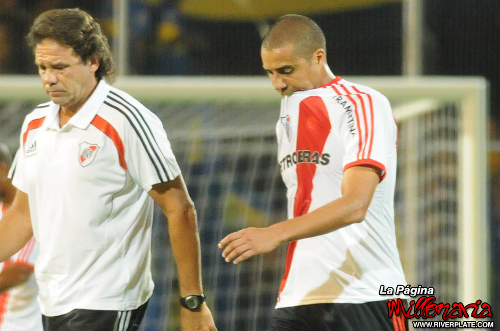 River vs. Boca (Mendoza 2012) 8