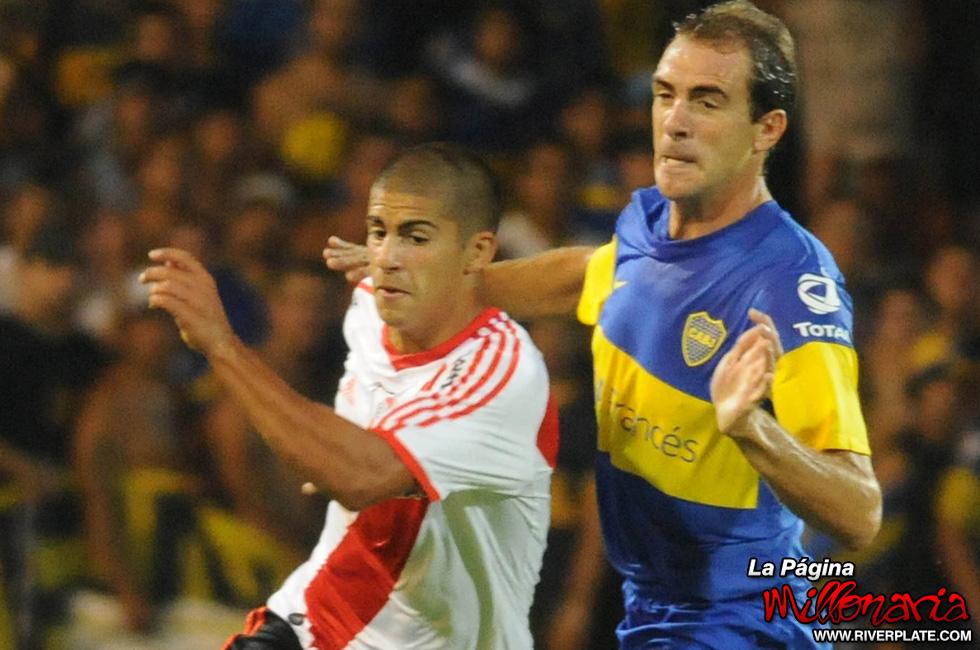 River vs. Boca (Mendoza 2012) 10