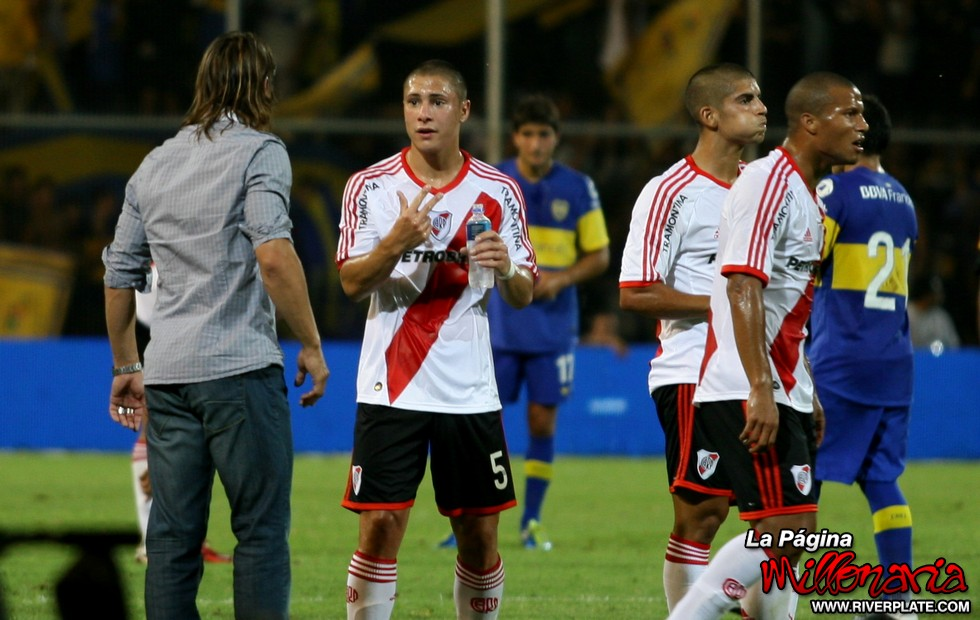 River vs. Boca (Mendoza 2012) 33