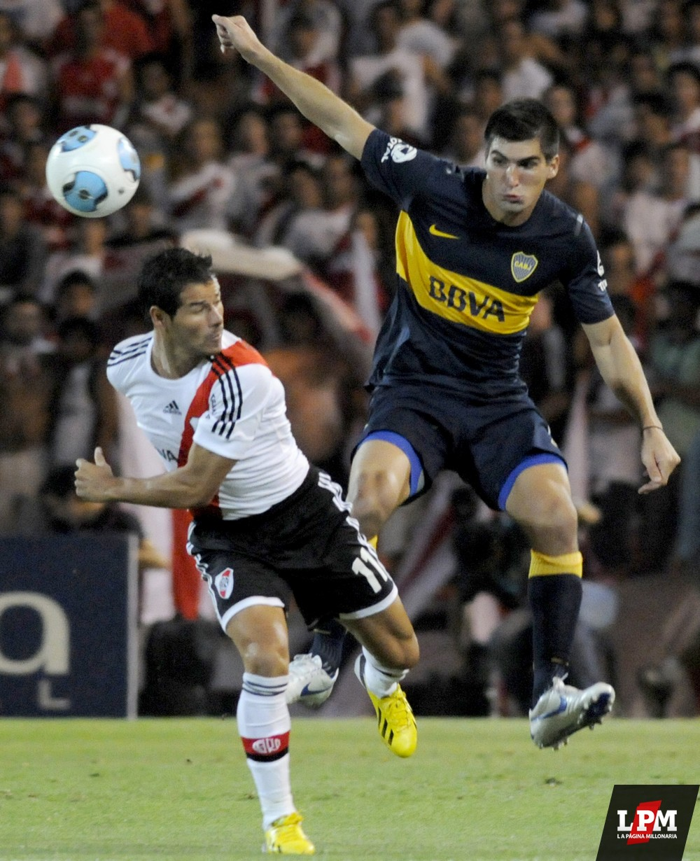 River vs. Boca (Mendoza 2013)