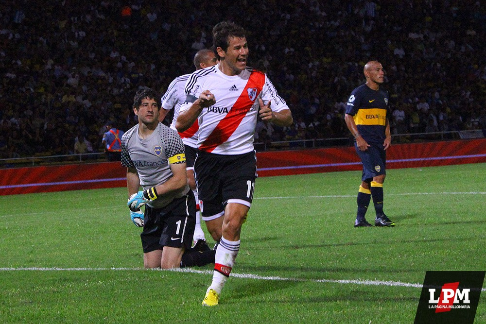 River vs. Boca (Córdoba 2013) 4