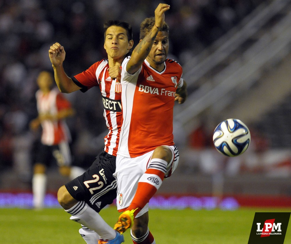 River vs. Estudiantes (Mar del Plata - 2014) 2