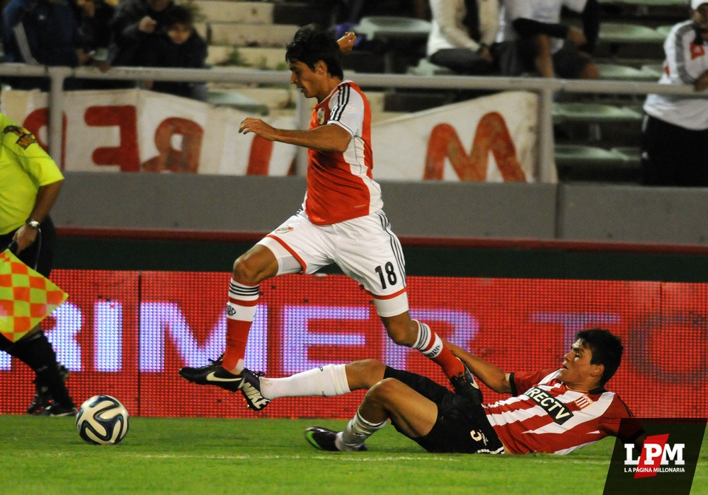 River vs. Estudiantes (Mar del Plata - 2014) 11