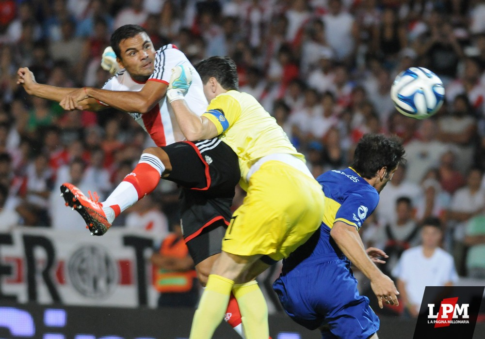 River vs. Boca (Mendoza 2014)