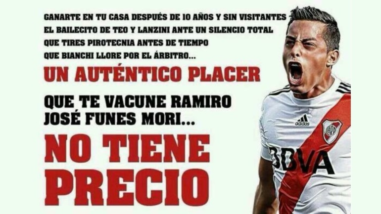 Afiches Superclásico 2014 - Boca 1-2 River 10