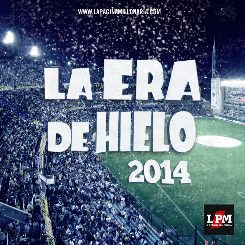 Afiches Superclásico 2014 - Boca 1-2 River 4