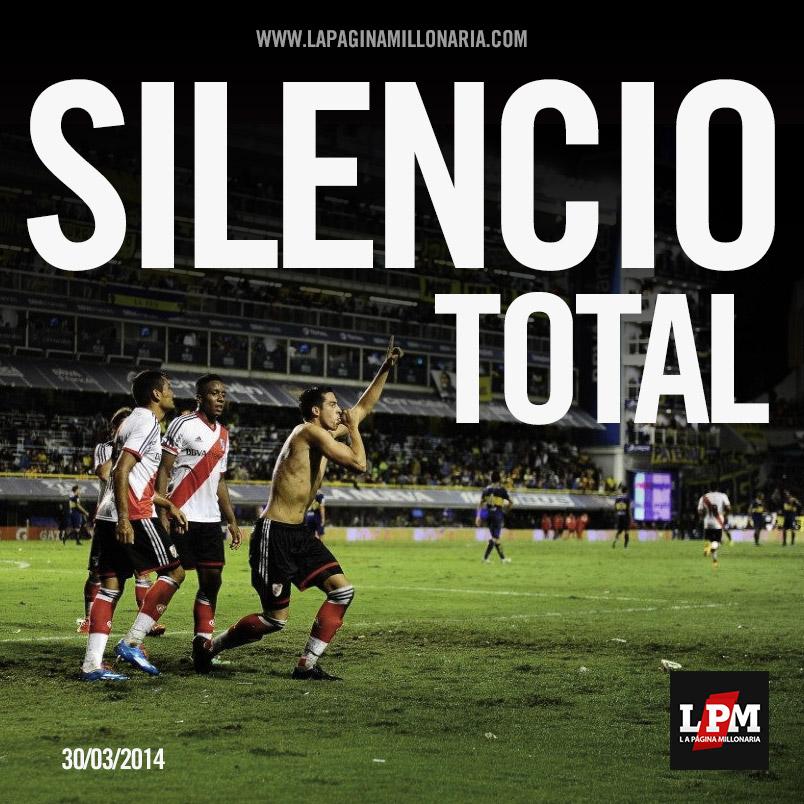 Afiches Superclásico 2014 - Boca 1-2 River 5