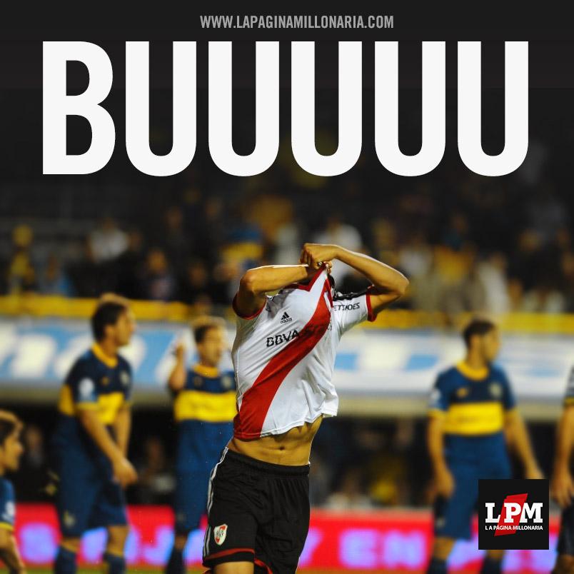 Afiches Superclásico 2014 - Boca 1-2 River 7