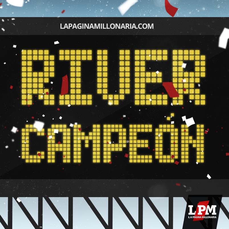 Afiches River campeón - Torneo Final 2014 12