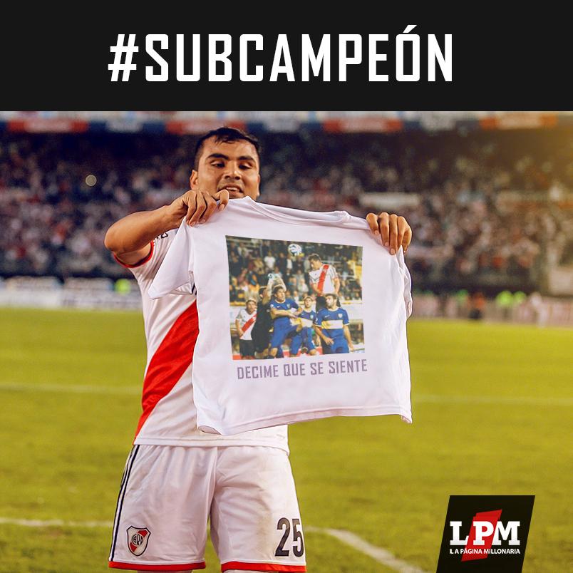 Afiches River campeón - Torneo Final 2014 1