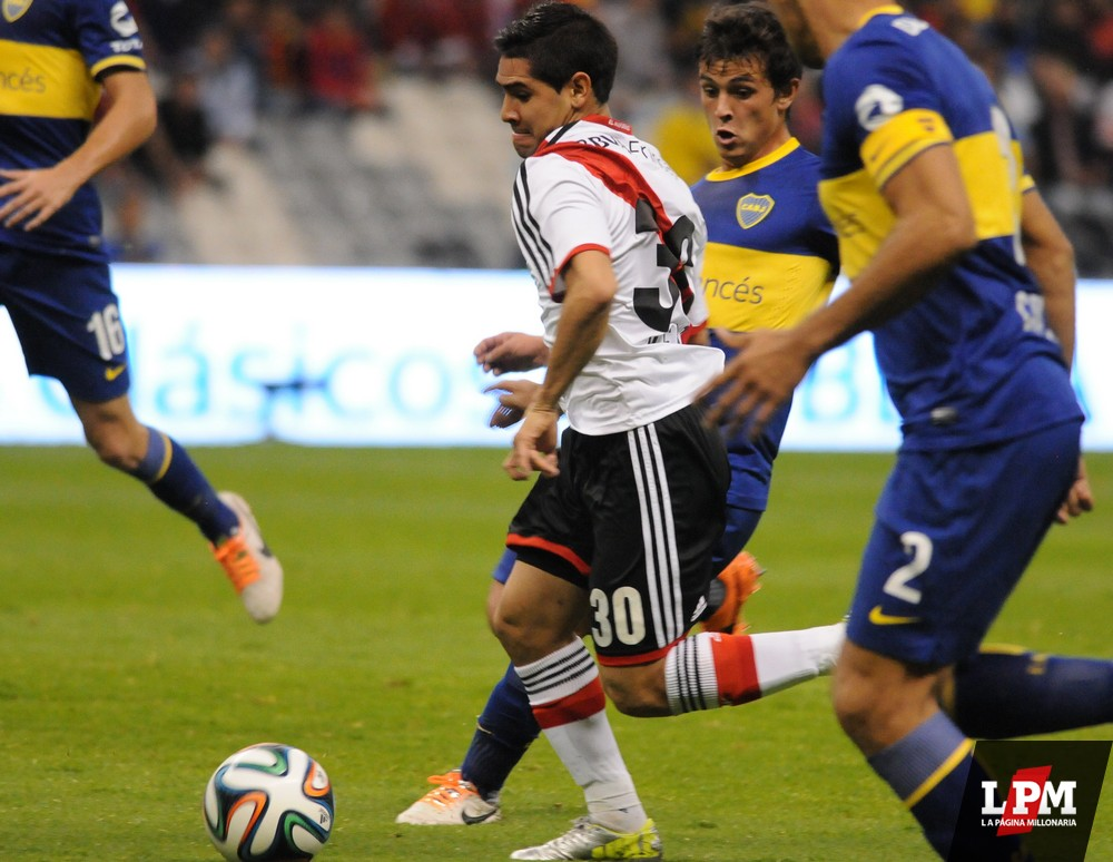 River vs. Boca (Mexico - mayo 2014) 11