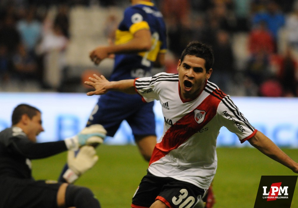 River vs. Boca (Mexico - mayo 2014) 10