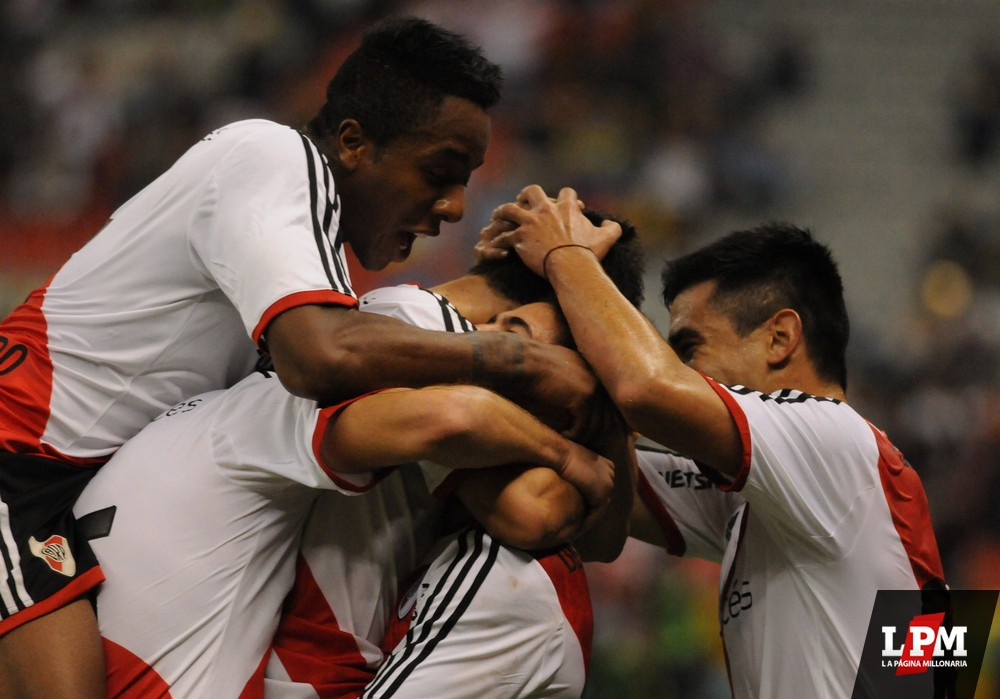 River vs. Boca (Mexico - mayo 2014) 9