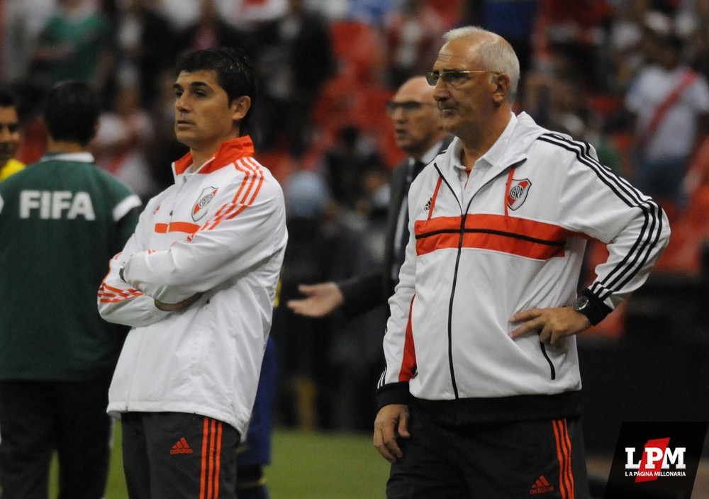 River vs. Boca (Mexico - mayo 2014) 15