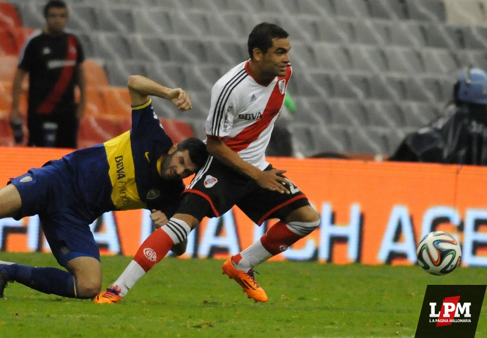 River vs. Boca (Mexico - mayo 2014) 16