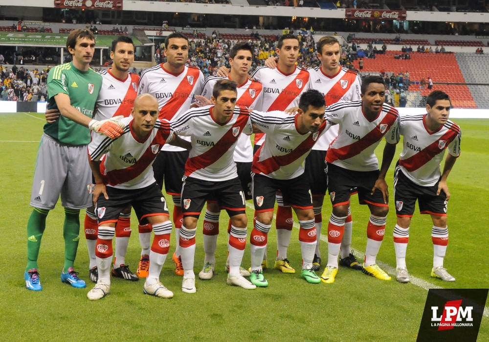 River vs. Boca (Mexico - mayo 2014) 12