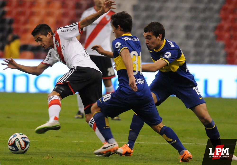 River vs. Boca (Mexico - mayo 2014) 18