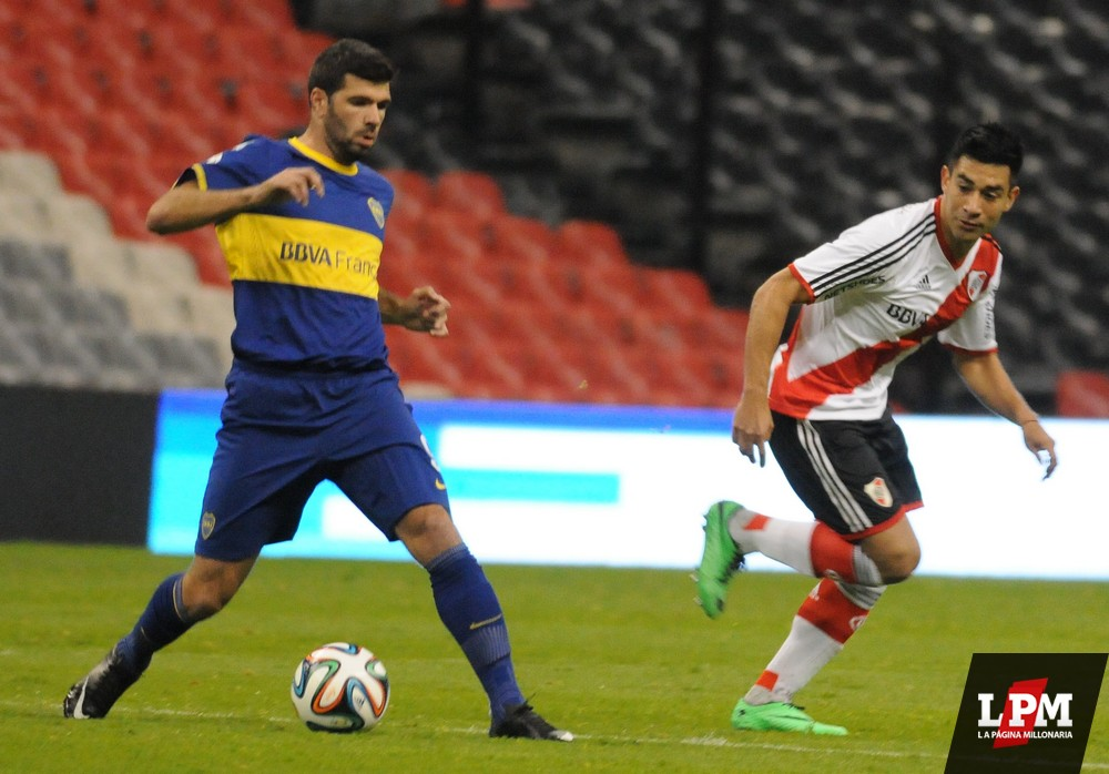 River vs. Boca (Mexico - mayo 2014) 20
