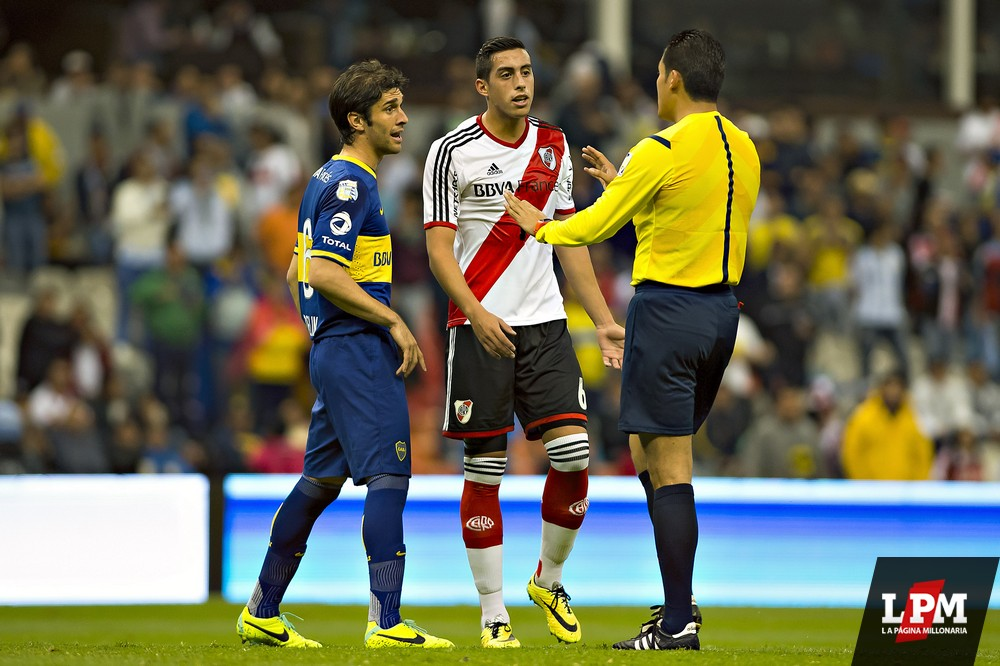 River vs. Boca (Mexico - mayo 2014) 25