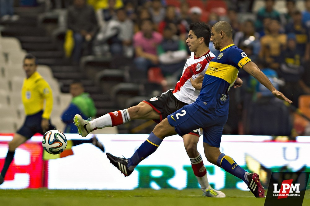 River vs. Boca (Mexico - mayo 2014) 26