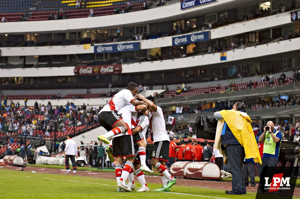River vs. Boca (Mexico - mayo 2014) 27
