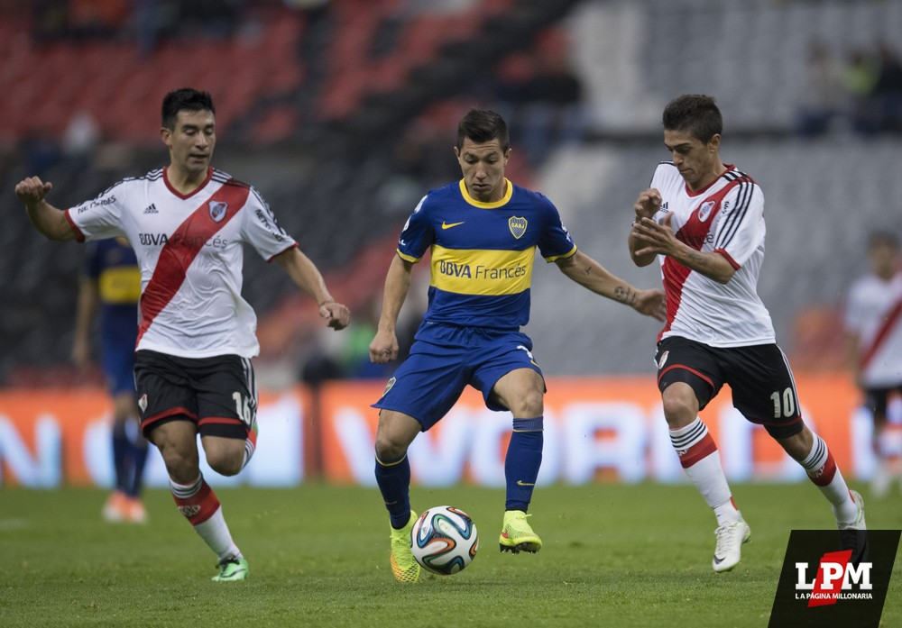 River vs. Boca (Mexico - mayo 2014) 28