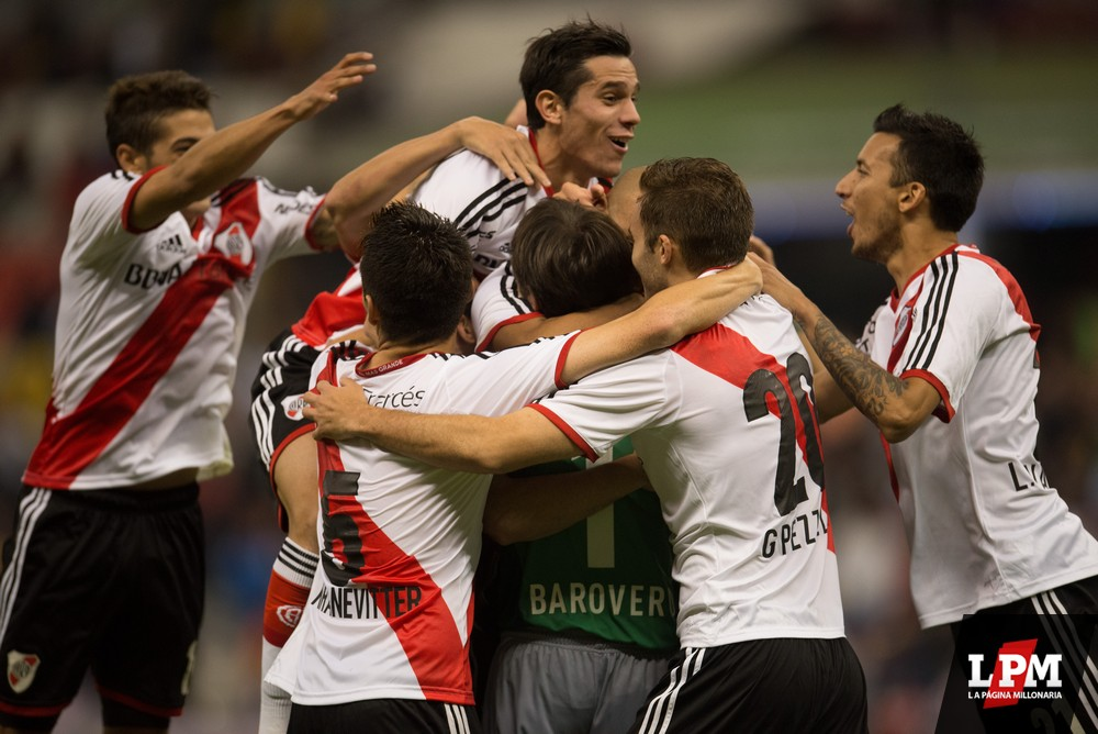 River vs. Boca (Mexico - mayo 2014) 8