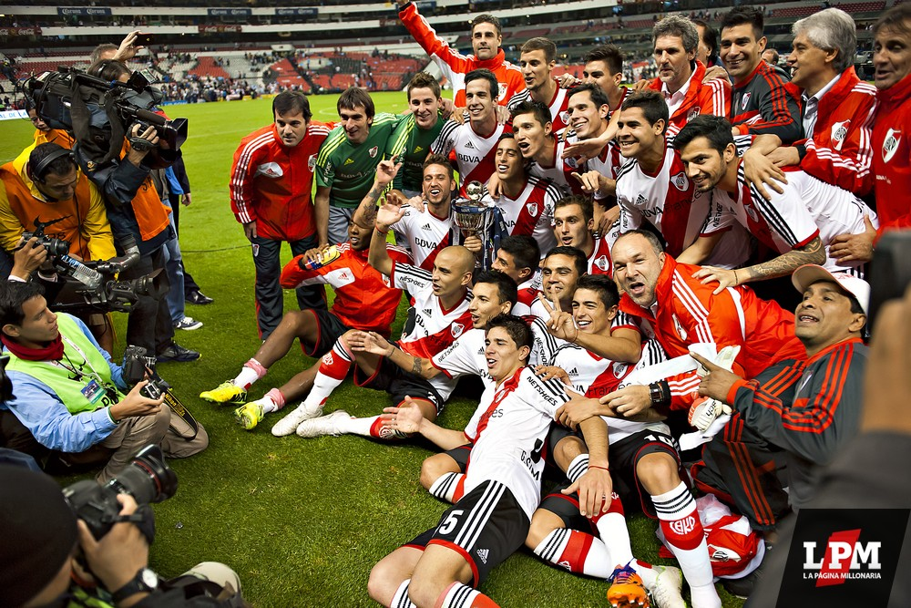 River vs. Boca (Mexico - mayo 2014) 5