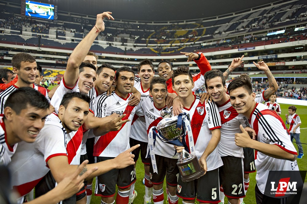 River vs. Boca (Mexico - mayo 2014) 3