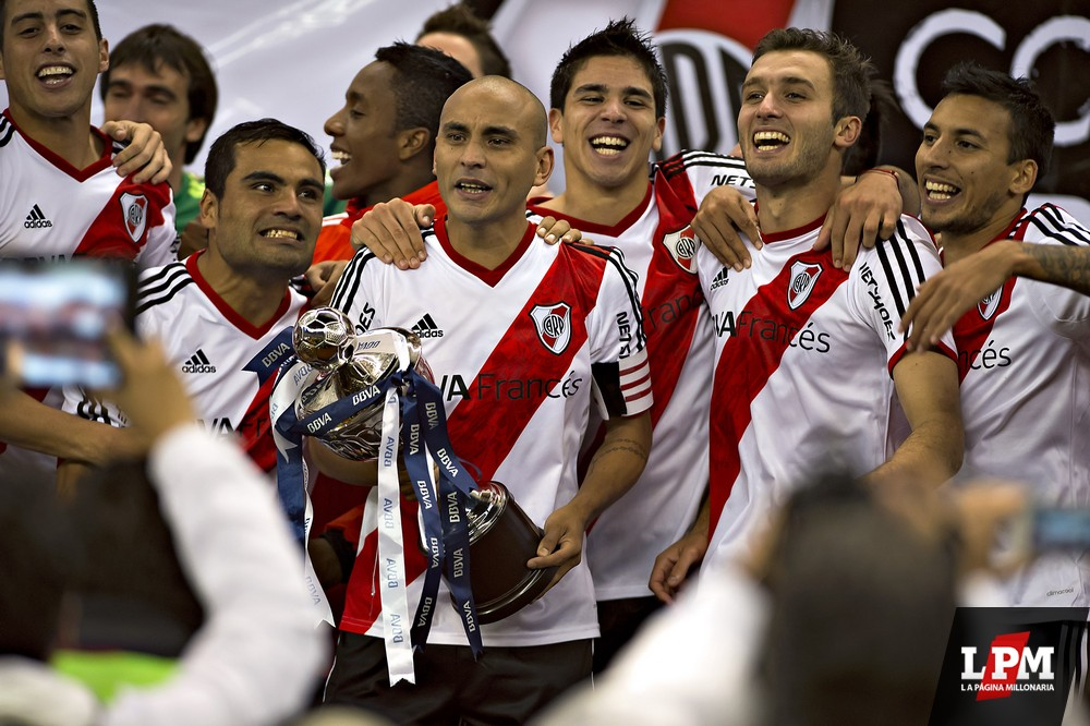 River vs. Boca (Mexico - mayo 2014) 1