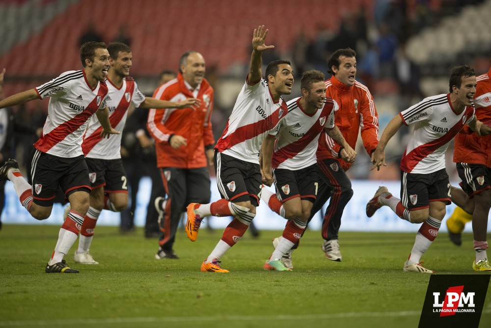 River vs. Boca (Mexico - mayo 2014) 32