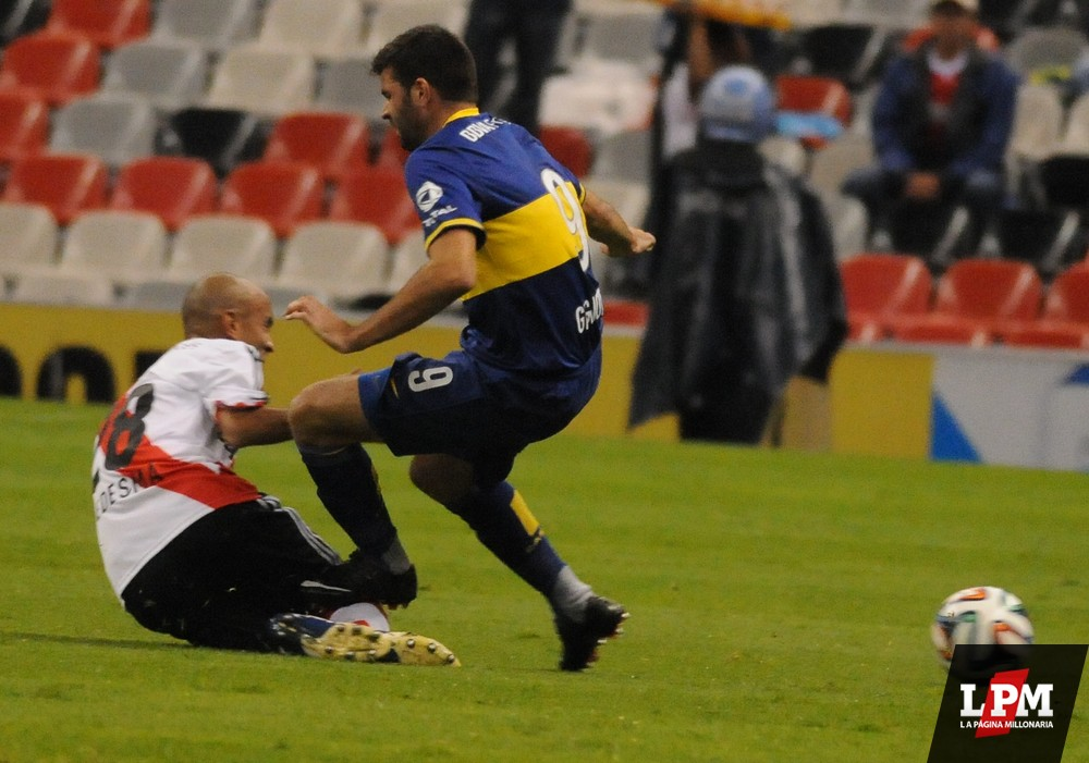 River vs. Boca (Mexico - mayo 2014) 34