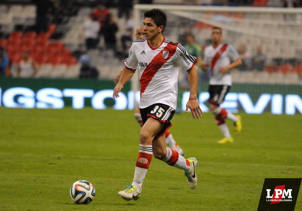 River vs. Boca (Mexico - mayo 2014) 35