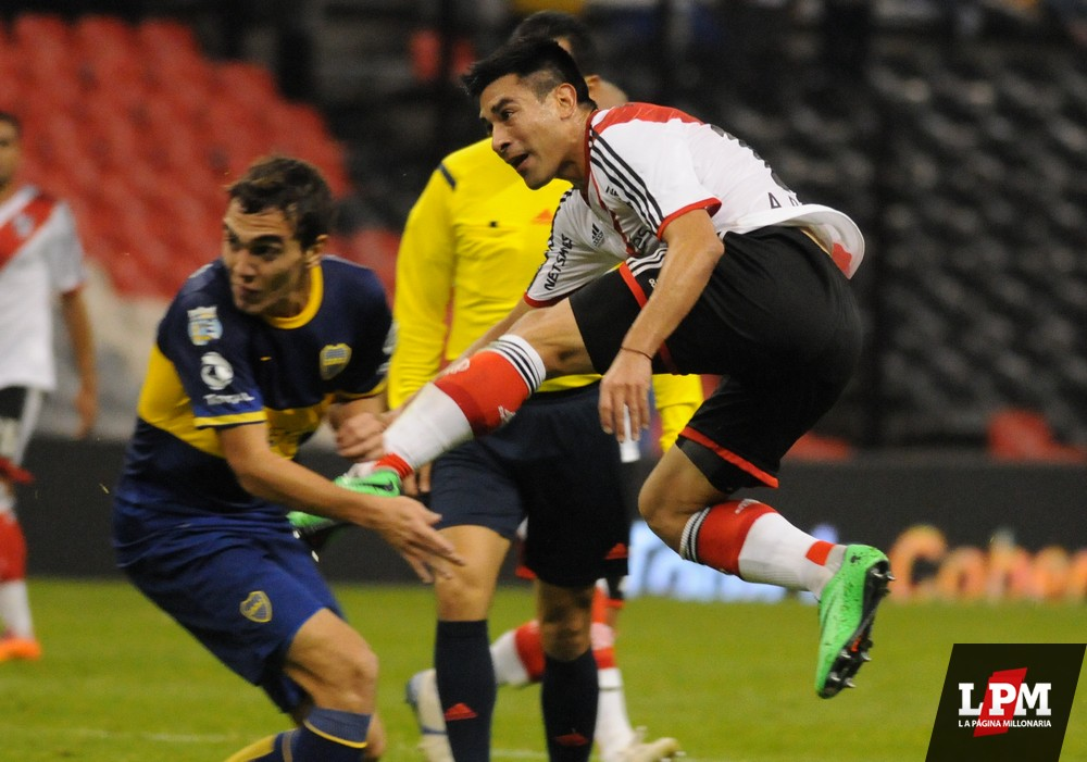 River vs. Boca (Mexico - mayo 2014) 36