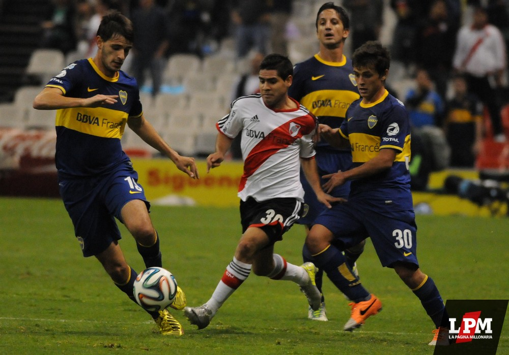 River vs. Boca (Mexico - mayo 2014) 38