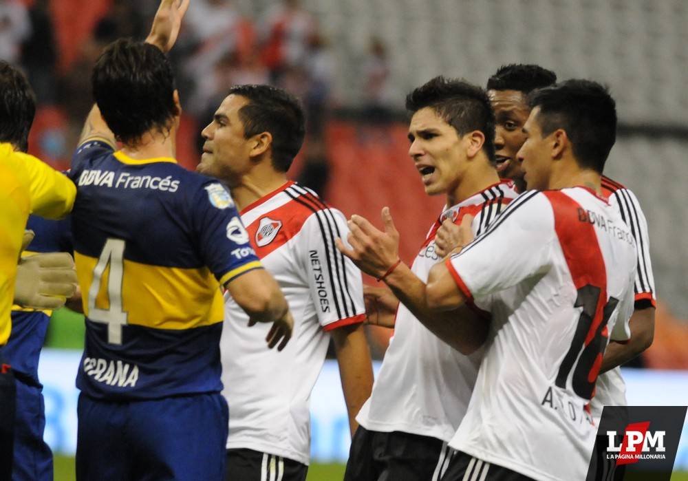 River vs. Boca (Mexico - mayo 2014) 43