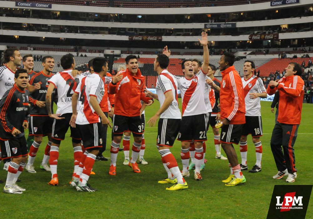 River vs. Boca (Mexico - mayo 2014) 48