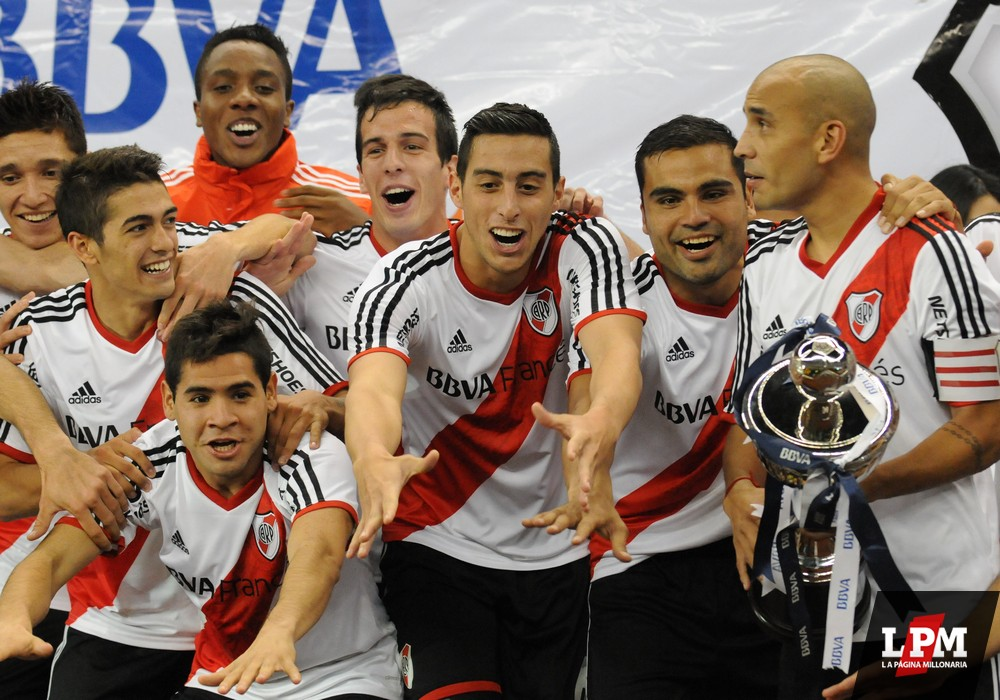 River vs. Boca (Mexico - mayo 2014) 49
