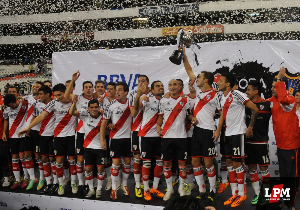 River vs. Boca (Mexico - mayo 2014) 50