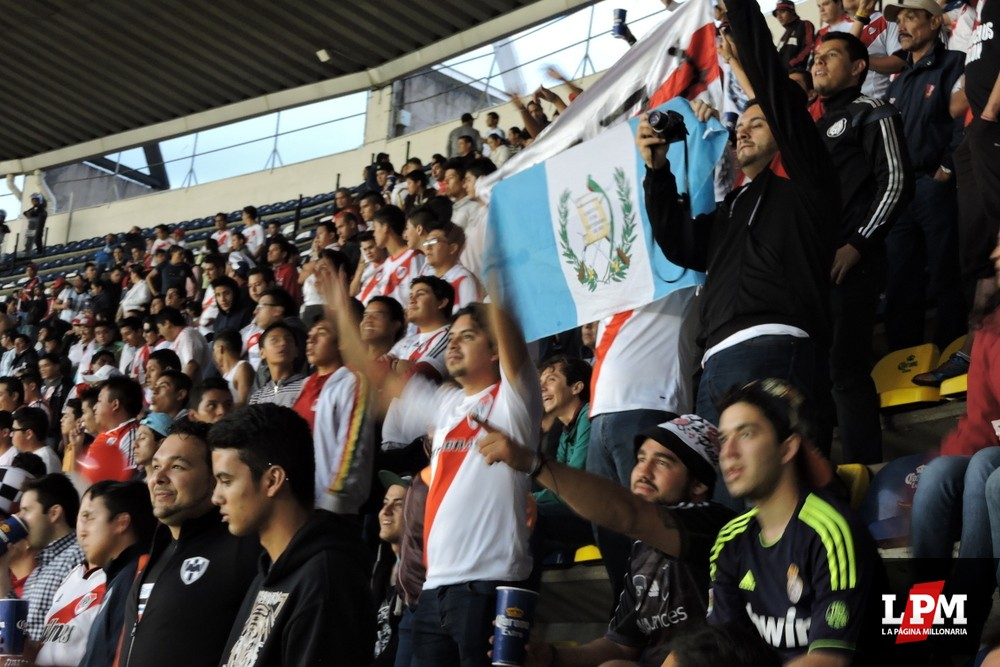 River vs. Boca (Mexico - mayo 2014) 60