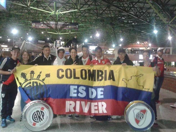 Millonarios vs. River Plate (Bogotá - Julio 2014)