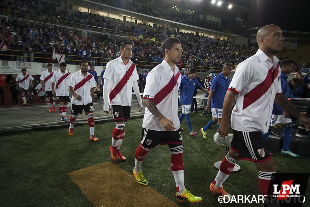 Millonarios vs. River Plate (Bogotá - Julio 2014) 8
