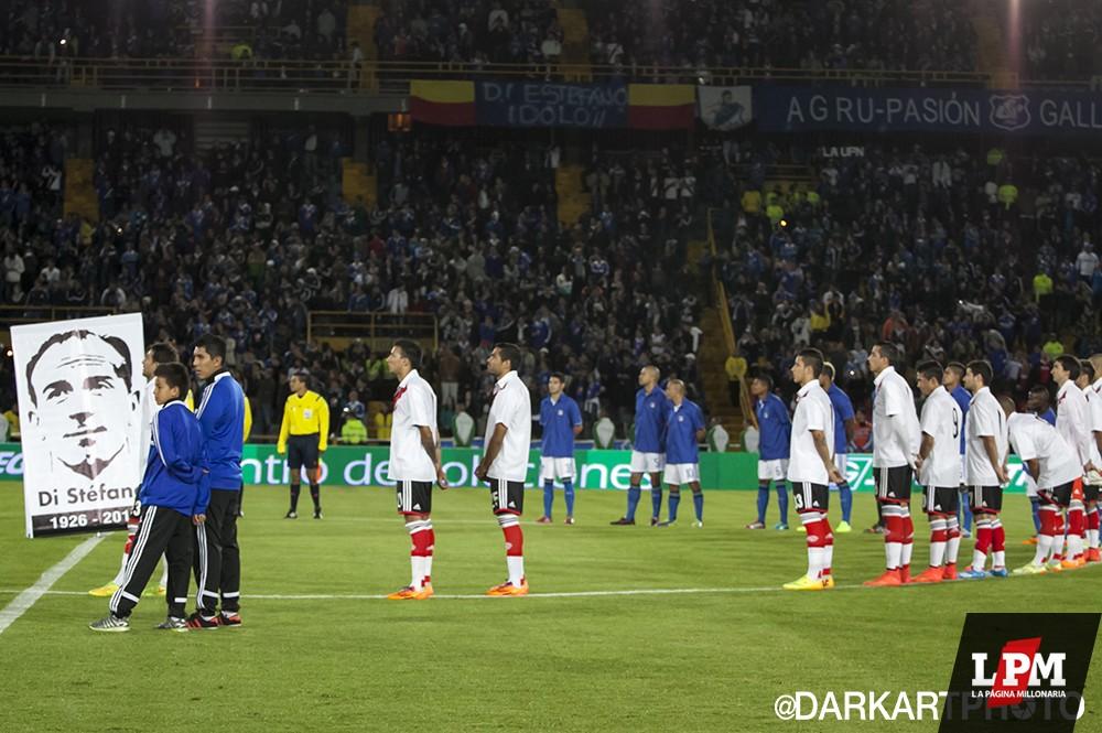 Millonarios vs. River Plate (Bogotá - Julio 2014) 14