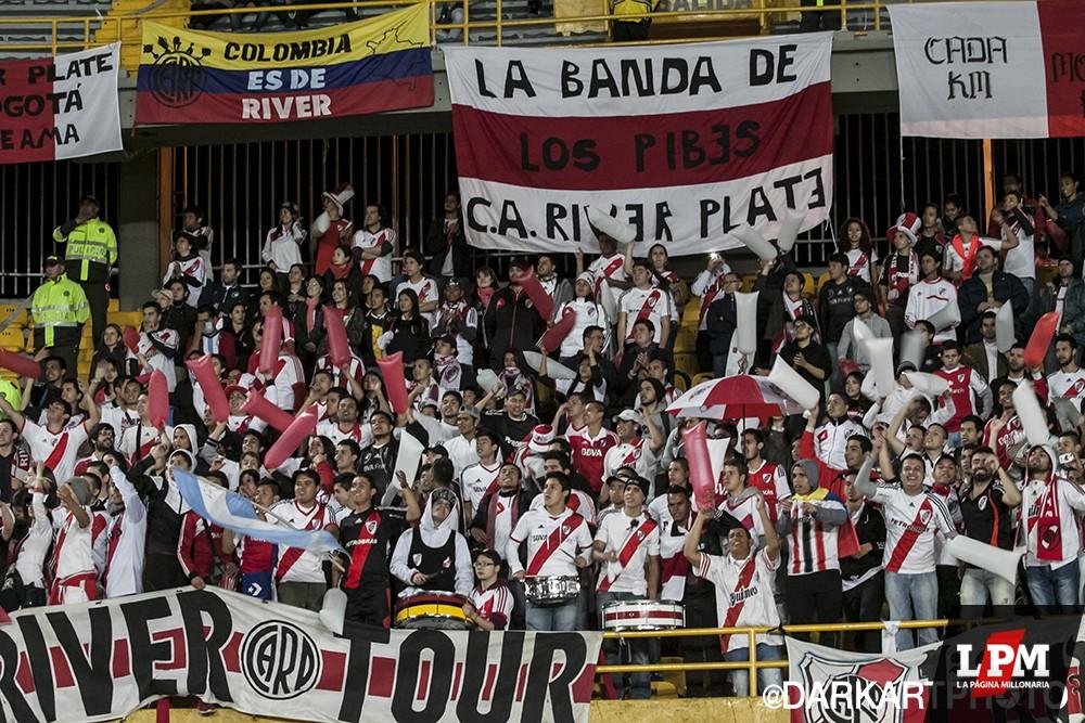 Millonarios vs. River Plate (Bogotá - Julio 2014) 19